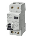 Siguranta automata bipolara diferentiala 40A/30ma Siemens