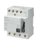 Intrerupator diferential tetrapolar 25a 30ma Siemens