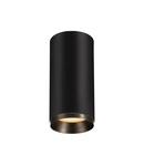 Corp iluminat TAVAN, NUMINOS M Plafonul lumini, LED negru Interior incastrat Plafon negru Deschis / negru 3000K 60 °,