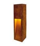 Lampa podea, Rusty ® SLOT 50 lampadare, rugina
