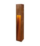 Lampa podea, Rusty ® SLOT 80 lampadare, rugina