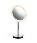 Veioza, Maganda TL LED-uri de interior lampa de masa crom comutator CCT 2700/3000 / 4000K,