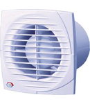Ventilator axial 125mm cu timmer si senzor de umiditate cu jaluzele Vents