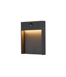 Corp iluminat de perete, aplica, lumini Flatt SENSOR perete, antracit