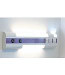 Corp iluminat HOSPICARE UTC - sistem pentru distributia gazelor medicale si iluminare