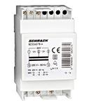 transformator de siguranta,30VA 230V-12/24V, 4 module