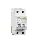 Intreruptoare automate diferentiale Ex9BL-N 1P+N B6 A 300mA