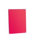 Placa de montaj DIN Material izolant pentru cofret 1 marime