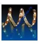 BANDA CU AUTOCOLANT ALBA IP54 12VDC LUMINA VERDE