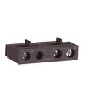 Contact auxiliar de pozitie (montaj frontal) 1NO+1NC AX51 11