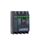 Intreruptoare automate in carcasa turnata DC Ex9MD3N TM DC350 4P4T