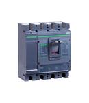 Intreruptoare automate in carcasa turnata DC Ex9MD4S TM DC500 4P4T