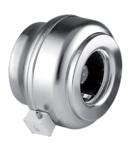Ventilator tubulatura 125mm 450mc/h