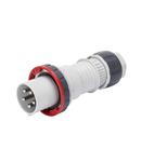 Fisa 3P+N+E IP67 125A 6h 346-415V AC