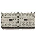Ans.cont. reversibil, interblocaj mecanic, 2,2kW, 24V c.c.