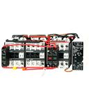 Ansamblu comutator Y-D 150A, 75kW/230VAC