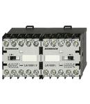Ansamblu inversor sens 4kW 24VDC interblocat mecanic + 1ND