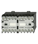 Ansamblu inversor sens 4kW 24VDC interblocat mecanic + 1NI