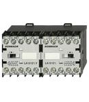 Ansamblu inversor sens 5,5kW 24VAC interblocat mecanic + 1ND