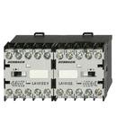 Ansamblu inversor sens 5,5kW 24VDC interblocat mecanic + 1NI