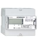 Contor digital de kWh 3f, X/5A(6A), 2 tarife