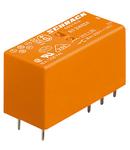 Releu RT 12A 12VDC 1C comutator 5,0mm