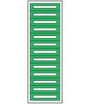 Cadru montaj compl. 2-39UV, 13 sine, plastr.otel
