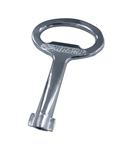 Cheie metalica cu profil dublu-bit DIN 5mm