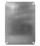 Contrapanou metalic pt. cutie Minipol, 300x250mm