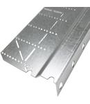 Montant vertical E-24/150mm adancime