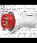 Fisa 32A IP67 3P+N+E 400V