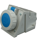 Prize industriale aparente SEZ IP67 cod IZG 1643 4 x 16A 400 V