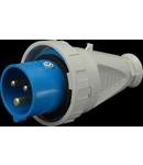 Fise industriale pe cablu SEZ IP67 cod IVG 3232 3 x 32A 230 V