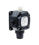 Detector de gaz impermeabil Detector de Gaz natural-Metan cu 2 relee, IP65
