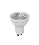 Bec cu power LED GU10 230V GU10 GU10 GU10 5W (≈50w) lumina alba 500lm L 48mm