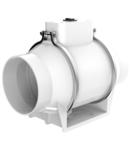 Ventilator axial gama Turbo standard - Ø125 240 30db 2500rot./min 49