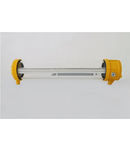 Antiexplosive LED light LED nepermanent autonomie 1h 750lm consum <25mA baterie 6V/1.6Ah 220-240V AC