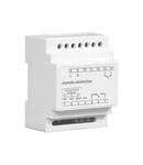 Unitati de control Unitate de control pentru iluminat si aer conditionat (2x20A) 220-240V