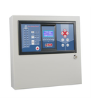 Fire system 8 12 16 zone Panou conventional cu 12 zone si afisaj LCD