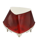 Accesorii conventionale - Sirene Sirena de perete cu semnal optic 24V, 100dB , IP65