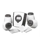 Detectoare de fum cu fascicul si controler Detector cu fascicul de 100m cu controler, cap de detectie si oglinda