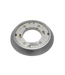 Spot plastic aparent pentru mobila 3753 cod 21-37536 D 99mm h 15mm