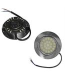 Spot satinat cu LED pentru mobila 4006 cod 21-400066 D 70mm h 20mm