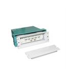 Spot dreptunghiular incastrat cu LED IP 54 9601 dreptunghiular 0.8W lumina albastra D 96mm L 32mm h 52mm