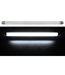 Tub fluorescent T5 lumina rece G5 G5 G5 8W lumina rece 450lm L 288mm