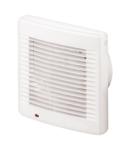Ventilator axial gama Polo 4, 5, 6 cu senzor umiditate & timer Ø100 100 40db 2650rot./min 15