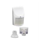 Dispozitive periferice fara fir Sirena solara fara fir (wireless) antracit cu semnal luminos si baterie A-1210