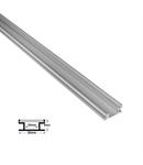 Capac pentru profil aluminiu pentru pardoseala ST dispersor mat - L:1m