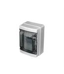 Tablouri plastic PT - IP65 8 module cu usa - 1 sir