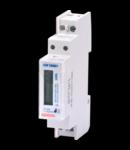 Contor energie pentru conectare directa - SINGLE-PHASE - DIGITAL - 32A - 1 MODULE - CHORUS